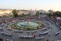 KAN BAĞıŞı - 1058 kişi aynı anda halay çekti