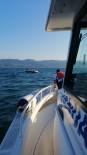 İznik Gölü'nde Mahsur Kalan 3 Kişiyi Jandarma Kurtardı