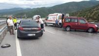 Kargı'da Trafik Kazası Açıklaması 3 Yaralı