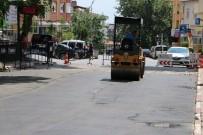 FAHRİ KORUTÜRK - Kartal Belediyesi, Asfalt Onarım Çalışmalarına Hız Kesmeden Devam Ediyor