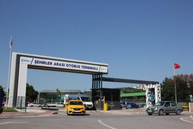 Kocaeli Terminali'nden 6 Ayda 376 Bin 288 Kişi 2 Milyon Kişi Geçti