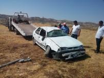 Kontrolden Çıkan Otomobil Takla Attı Açıklaması 1 Ağır Yaralı