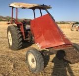 Kontrolden Çıkan Traktör Takla Attı Açıklaması 6 Ağır Yaralı