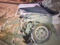 Mardin'de Feci Kaza Açıklaması 1 Ölü, 3 Yaralı