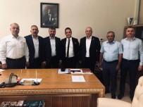 BAŞSAVCı - Memur-Sen'den Başsavcı Kılıç'a Ziyaret