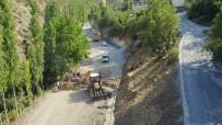 Muhtarın Görev Aşkı Köyü Şehre Çevirtti