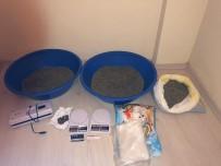 Narkotik Operasyonunda 20 Kişi Gözaltına Alındı