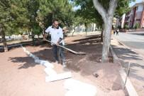Odunpazarı Belediyesi'nden Park, Yeşil Alan Ve Ağaçlandırma Çalışmaları