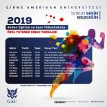 İSLAM ÜLKELERİ - 'Özel Yetenek Sınavları' 5 Ağustos'ta Antalya'da Başlıyor
