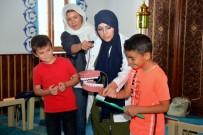 DİŞ SAĞLIĞI - Yaz Kur'an Kurslarındaki 2 Bin Çocuğu Kapsayan Sağlık Eğitimi