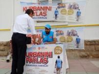 Yozgat'ta Gurbetçi Vatandaş TDV'ye 100 Adet Kurban Bağışında Bulundu