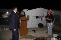 Yozgat Valisi Çakır'dan Tarım İşçilerine Ziyaret