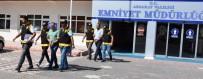 Aksaray'da Çalınan Hastane Malzemeleri Operasyonunda 6 Gözaltı