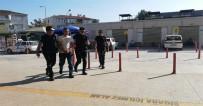RUHSATSIZ SİLAH - Aranan Uyuşturucu Tacirini Yunus Ekipleri Yakaladı