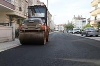 NEDIM ŞENER - Battalgazi'de Asfalt Çalışmaları Sürüyor