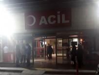 Bayburt'ta 36 asker hastaneye kaldırıldı