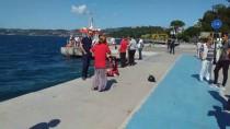 Beykoz'da Denize Giren 2 Çocuktan Biri Kurtarıldı