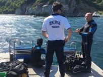 Botla Denize Açılan Genç Suda Kayboldu
