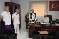 SAHRA HASTANESİ - Diyanet İşleri Başkanı Erbaş, Diyanet Mekke Hastanesini Ziyaret Etti