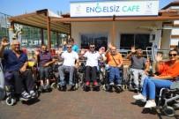 GIDA YARDIMI - Engelsiz Kafe, Manavgat Ortopedik Ve Yürüme Engelliler Derneği'ne Devredildi