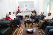 Fendoğlu'ndan Battalgazi Belediyesine Ziyaret