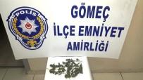 Gömeç'te Aranan 2 Şahıs Polis Tarafından Yakalandı