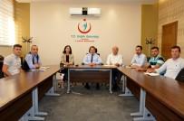 HAYIRSEVERLER - İl Ambulans Servisi Başhekimliği Faaliyetleri Değerlendirildi