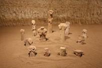 MEZOPOTAMYA - Kapadokya'da 7 Bin Yıllık Heykelcikler Sergileniyor