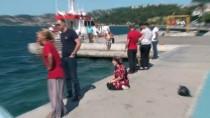 Şile'de Denizde Kaybolan Gencin Arama Çalışmaları Devam Ediyor