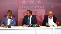 HALIT DEMIR - Sivasspor'da Sponsorluk Anlaşmaları