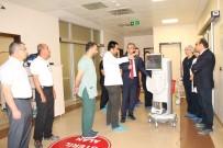 DENIZ PIŞKIN - Tosya Devlet Hastanesinde Katarakt Ameliyatı Yapılabilecek