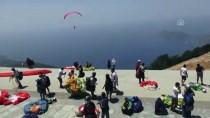 KELEBEKLER VADİSİ - Babadağ Bayramda 'Uçmak' İsteyenlere Hazırlanıyor