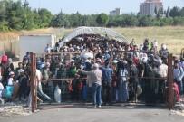 Bayrama Giden Suriyelilerin Sayısı 33 Bin Oldu