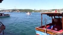 Beykoz'da Denizde Kaybolan Genci Arama Çalışmaları Sürüyor