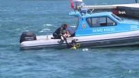 Beykoz'da Denizde Kaybolan Gencin Cesedine Ulaşıldı