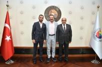 Celkanlı'dan TOBB Başkanı Rıfat Hisarcıklıoğlu Ziyaret