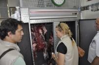 ALO GIDA - Eskişehir'de Kurban Bayramı Öncesi Gıda Denetimlerine Hız Verildi
