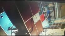 Fırın Hırsızı Güvenlik Kamerasında