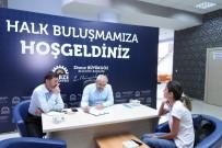 GEBZELI - Gebze'de Halk Buluşmaları Devam Ediyor