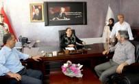 FATMA ŞAHIN - 'Hükümet Kadın' Makam Koltuğuna Oturdu