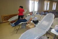 KAN BAĞıŞı - Kan Bağışı Kampanyasına Duyarsız Kalmadılar