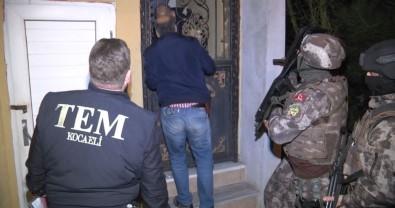 Kocaeli'de DEAŞ Operasyonu Açıklaması 4 Gözaltı