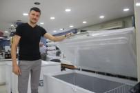 ALI ÖZDEMIR - Kurban Bayramı Öncesi Derin Dondurucu Satışlarında Artış