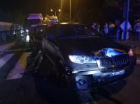 Nevşehir'de Zincirleme Kaza Açıklaması 10 Yaralı