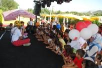 Salihli Çocuk Karnavalıyla Şenlendi