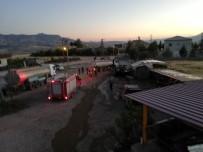 Şırnak'ta yakıt tankeri patladı!