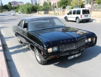 OTOMOBİL SATIŞI - Süleyman Demirel'in ilk otomobili satışta