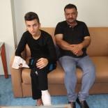 KARIN AĞRISI - Türkmenlere Türkiye'den Destek