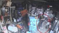 Tuzla'da 250 Bin Liralık Kablo Soygunu Kamerada