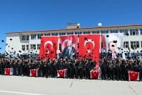 Yozgat POMEM'de 730 Polis Adayı Mezun Oldu